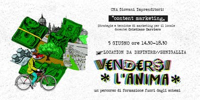 Vendersi L'anima (3) - Content Marketing per il Locale