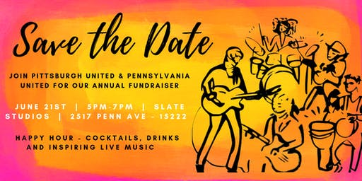 Pittsburgh United  / Pennsylvania United Happy Hour