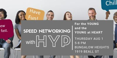 Speed Networking with HYP