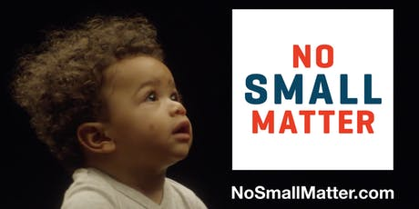 No Small Matter: Children's Brains and What They Need to Thrive tickets