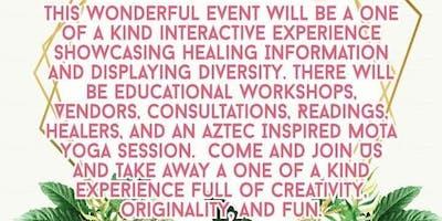 Mystical Healers Garden Party