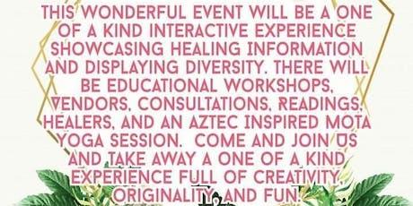 Mystical Healers Garden Party tickets