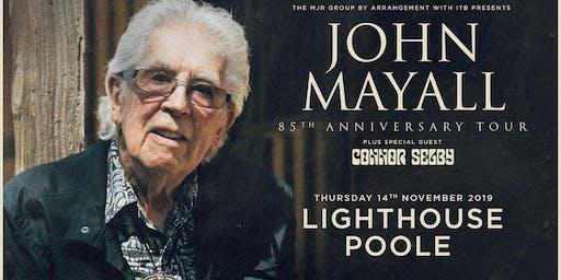 John Mayall - 85th Anniversary Tour (Lighthouse, Poole)