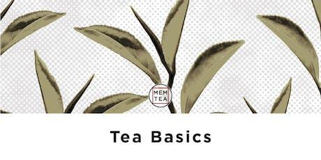 Tea Basics tickets