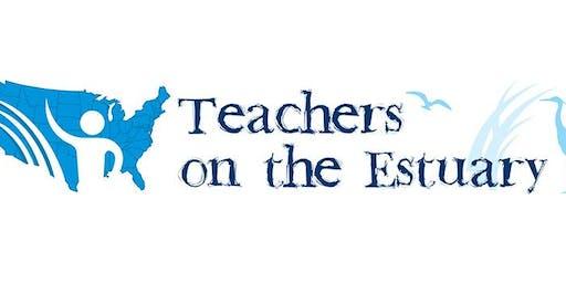 Teachers on the Estuary Apalachicola