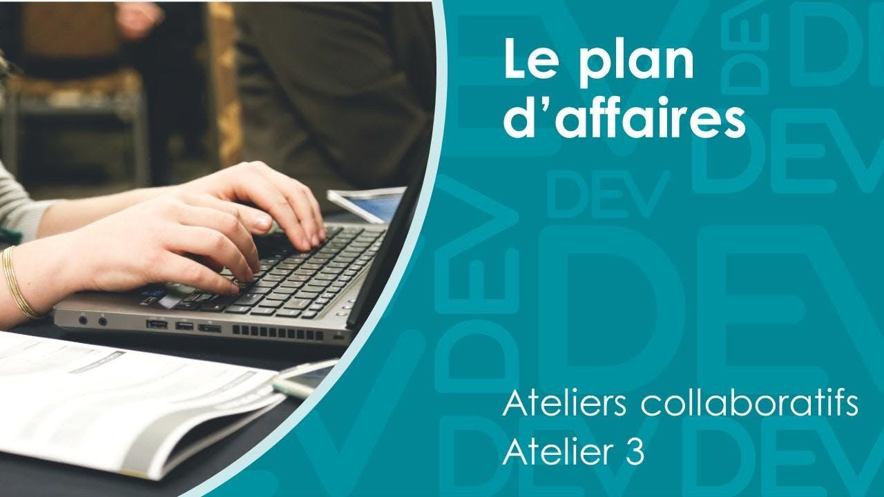 Plan d'affaires - Atelier collaboratif (3)