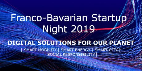 Franco-Bavarian Startup Night 2019 tickets