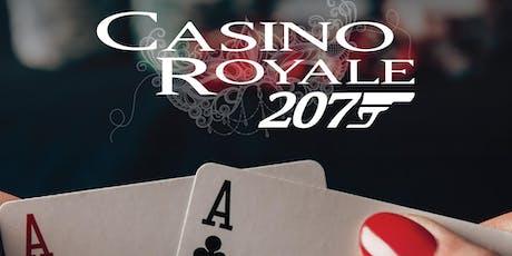 Casino Royale 207 - Masquerade Ball tickets