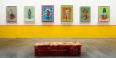 ArtSpeak Meets - Gallery Walkthrough at the New Art Exchange