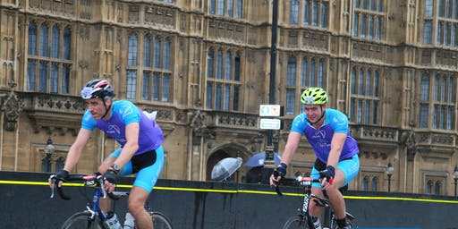 Prudential RideLondon 2019 for Young Epilepsy