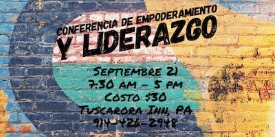 Conferencia de Empoderamiento y Liderazgo
