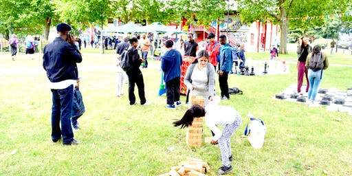 Chestnuts ParkFest 2019 - Stall Holders Booking
