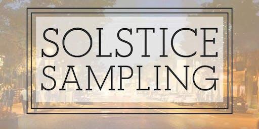 Solstice Sampling 2019