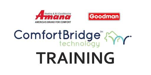 Amana & Goodman Comfortbridge Training - Westville