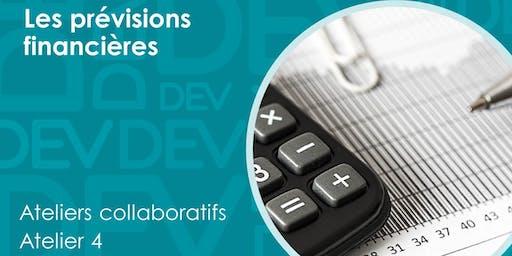 Prévisions financières - Atelier collaboratif