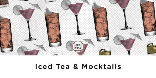 Iced Tea & Mocktails