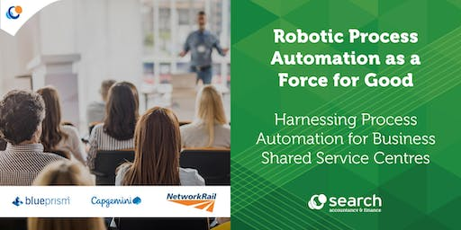 Robotic Process Automation as a Force for Good | Search Consultancy