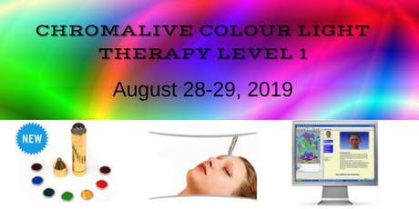 Chromalive Colour Light Therapy Level 1 tickets