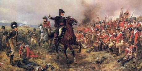 The Battle of Waterloo Lecture - James Istvanffy tickets