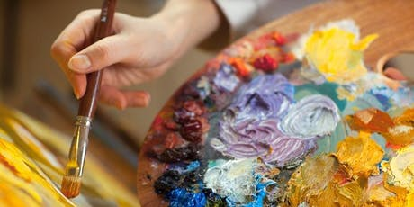 Wild Tuesdays Summer Art Club: Intro to Oil Painting tickets