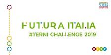 #FUTURAITALIA #TERNICHALLENGE 2019 logo