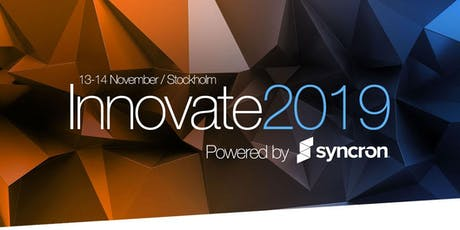 Innovate2019 - Executive Summit for Global Manufacturing Leaders tickets