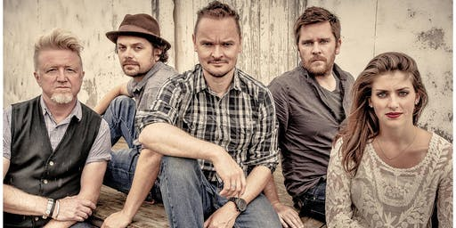 An Evening with Gaelic Storm | Redstone Room