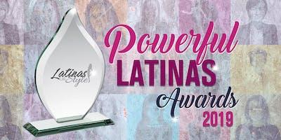 Powerful Latinas Awards Reception by Latinas LifeStyle