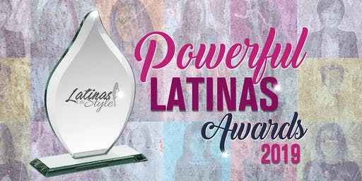 Powerful Latinas Awards Reception by Latinas LifeStyle
