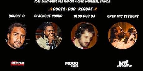 Dubwise Reggae Fridays  billets