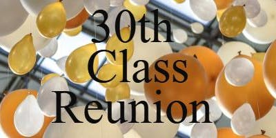 Bridgewater Raritan High School West - 30th Class Reunion