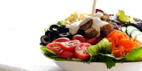 Do-It-Yourself Vegan Salad Dressings tickets