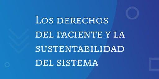 """Seminario en Salud: """"Los derechos del paciente y la sustentabilidad del sistema"""""""