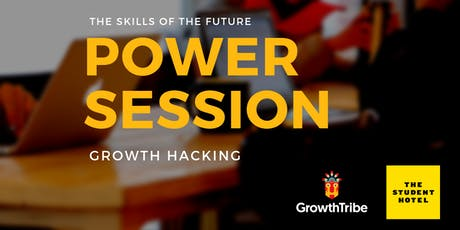 Growth Tribe x The Student Hotel - Power Session (24/06) tickets