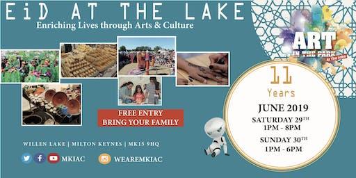 EID AT THE LAKE Festival - Willen Lake, MK - (Sat, 29 - Sun, 30 June 2019)
