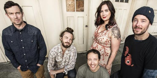 Yonder Mountain String Band at The Burl