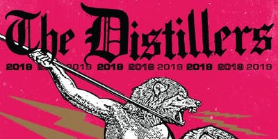 The Distillers @ Granada Theater