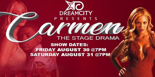 Carmen the Stage Drama