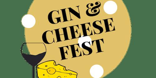 Gin & Cheese Fest Glasgow