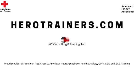 Red Cross CPR / BLS (1/2 online)