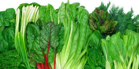 Cooking Healthy on a Budget: Seasonal Greens tickets