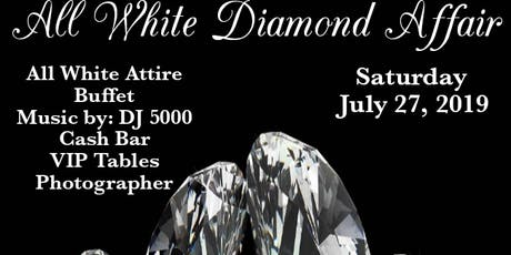 All White Diamond Affair tickets
