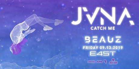 JVNA & BEAUZ tickets