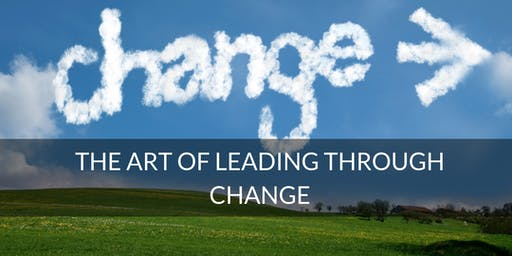 The Art of Leading through Change - Bournemouth