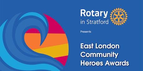Rotary Stratford Community Heroes Awards 2019 tickets