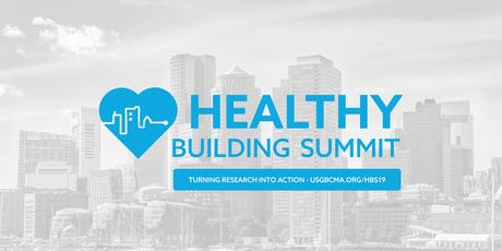 Healthy Building Summit 2019 tickets