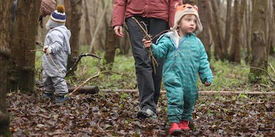 Sevenoaks Nature Tots (morning sessions)