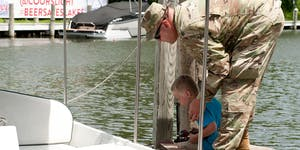 2019 Armed Forces Fishing Celebration/AUSA Birthday...