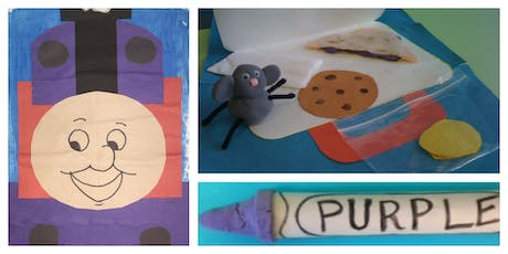 Storybook Art Weekly Class (18 Months-6 Years) tickets