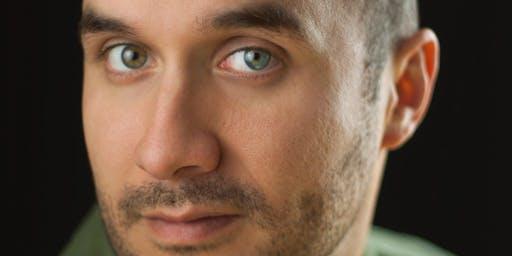 LaZoom Comedy: Diego Attanasio (FRIDAY)